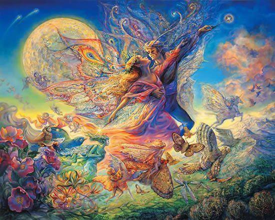 Resultado de imagem para almas dançando