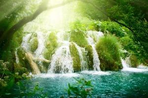 cachoeira_água azul