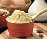 farinha-de-amendoa