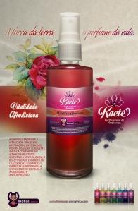 Kaeté - 01 - Vitalidade Afrodisíaca