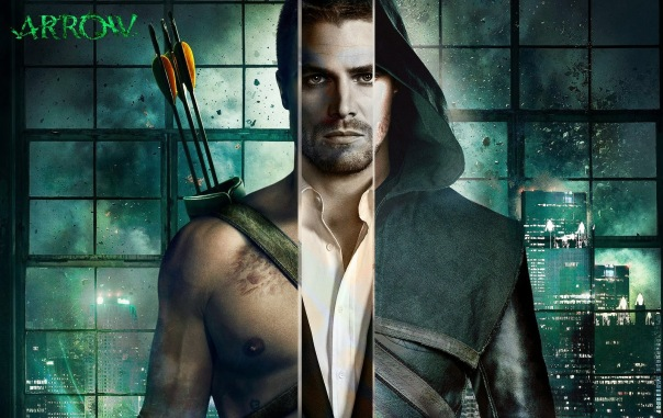 Arrow- quem eu sou