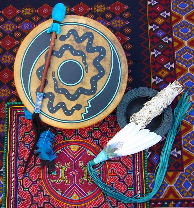 tambor sagrado 1