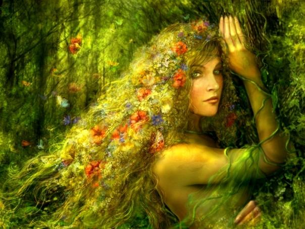 Deusa_floresta