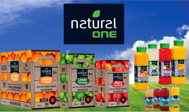 Sucos Natural-One