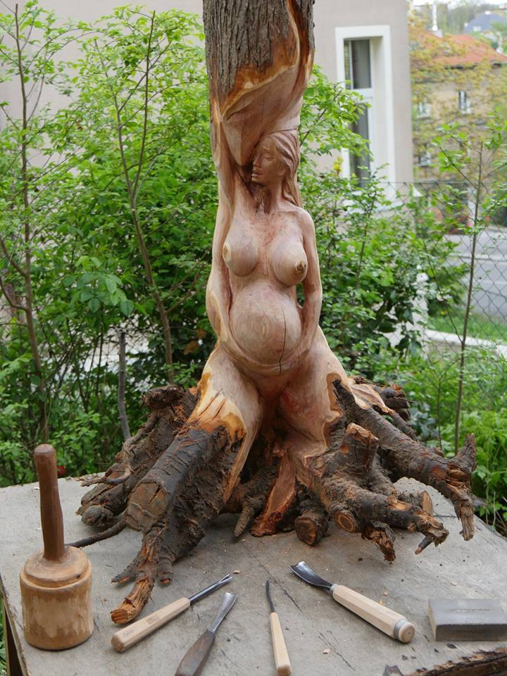 Árvore_gravidez_Mãe