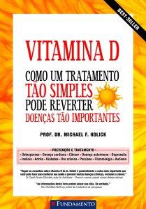 Vitamina D capa livro