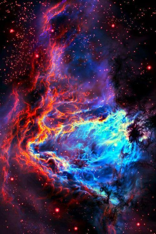 Nebula_constelação orion_estrelas novas