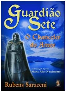 Guardião sete- o chanceler do amor capa
