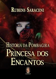 Pomba-gira Princesa dos Encantos capa