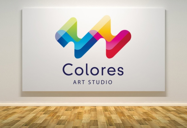 Colores Art Studio - marca canvas