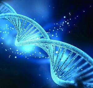 DNA Azul cósmico