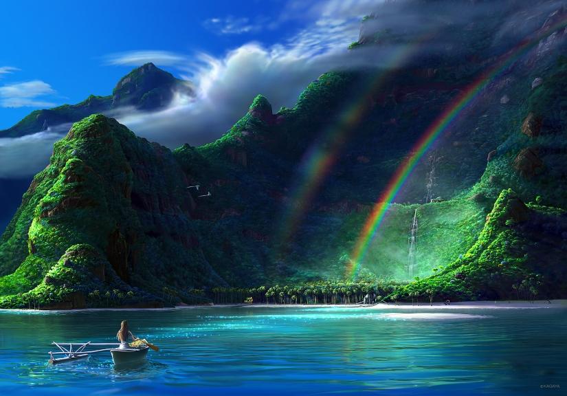 Montanhas_barco_arco-íris