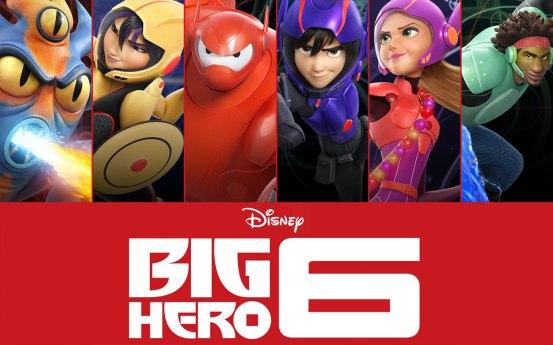 Big Heroes 6